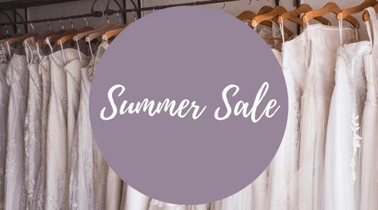 Summer Sample Sale1 min read